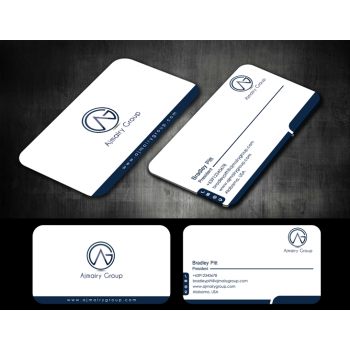 New business card by renren for hikhlaq