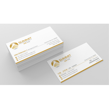 Best Business Card Design By Rajagee From Pakistan