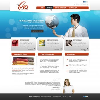 New web page by John for EpicWiz