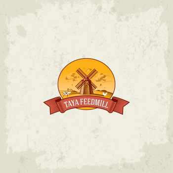 New logo by shahabuddin for TayaFeedmill2016