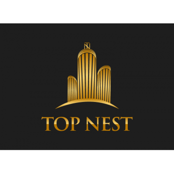 New logo by aseemiya for topnest