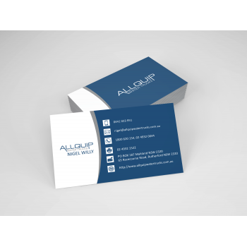 New business card by Nabeelrjt for desmondclayton