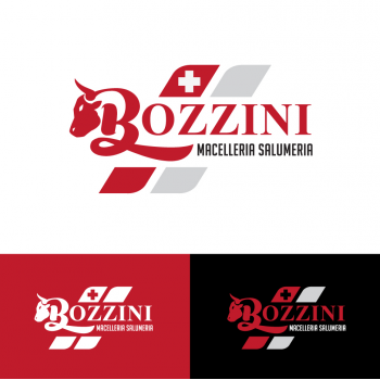 New logo by squaredot for pbozzini