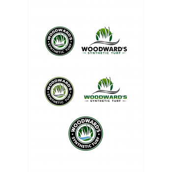 Logo Design Contests » Artistic Logo Design for Woodward's Synthetic