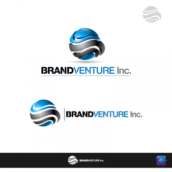 New logo by zesthar for brandventure