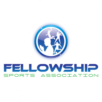 New logo by blackmarker for Fellowship-Sports-Associa