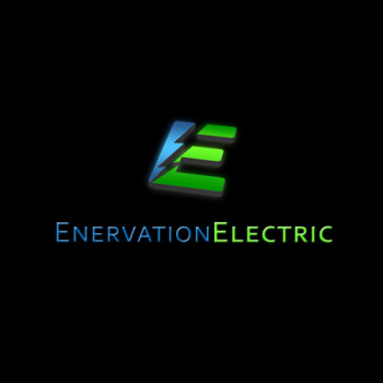 Designs in category electric tagged with electric in grid view portfolio item by keekee360 for set enervation logo design looking for a business card colourmoves