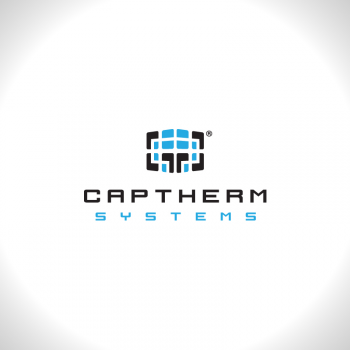 New logo by Number-Eight-Design for CapTherm