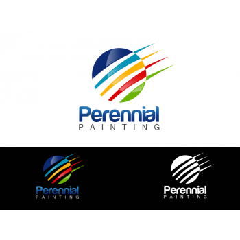 New logo by alocelja for Perennial