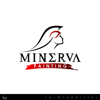 Logo design contests 187 new logo design for minerva painting
