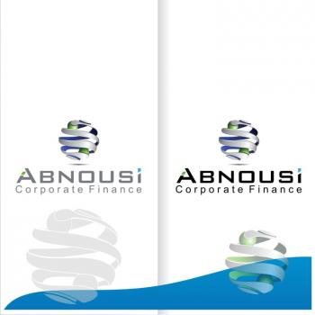 New logo by graphicleaf for Abnousi