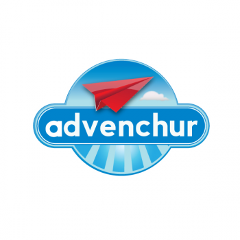 New logo by storm for Advenchur