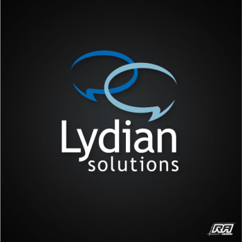 New logo by RA-Design for Lydian-Solutions
