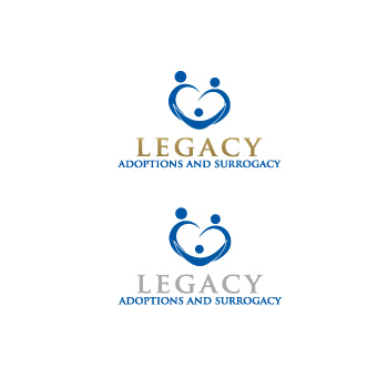New logo by ddamian_dd for legacy-adoptions