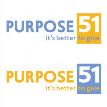 New logo by limix for purpose51