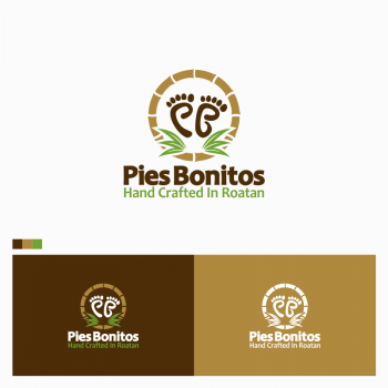 New logo by nomersiji for pies-bonitos