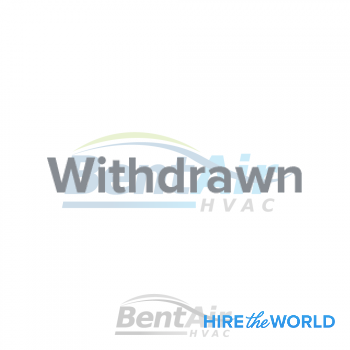 portfolio set: portfolio set for rockin: BentAir HVAC Logo Design