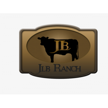 New logo by th3magist3r for jlb-ranch