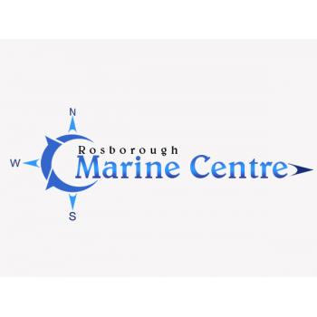 New logo by th3magist3r for rosborough-marine