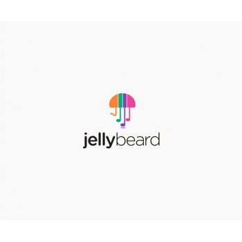 New logo by graphicleaf for jellybeard