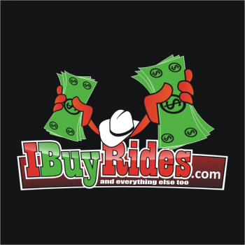 New logo by aspstudio for ibuyrides