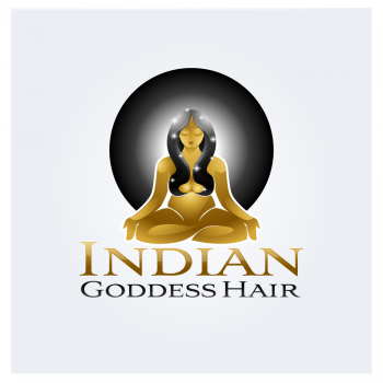 New logo by zesthar for indiangoddeshair