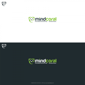 New logo by InspiraSign for mindcoral