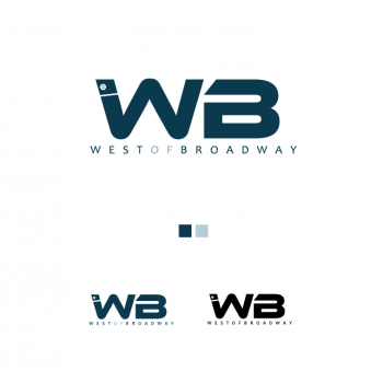New logo by elmd for west-of