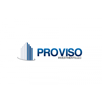 New logo by GraphicSuite for proviso-investments,