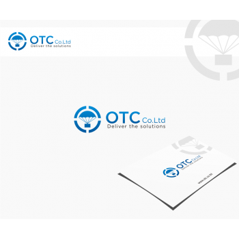 New logo by graphicleaf for otcco.ltd.