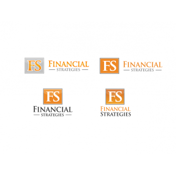 New logo by garfu for fs-financial