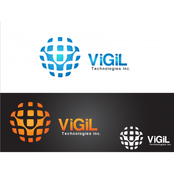 New logo by divinedesign for vigiltechnologiesi