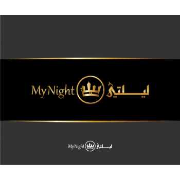 New logo by graphicleaf for mynight-