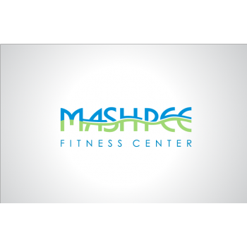 New logo by dhinsa for mashpeefitnesscent
