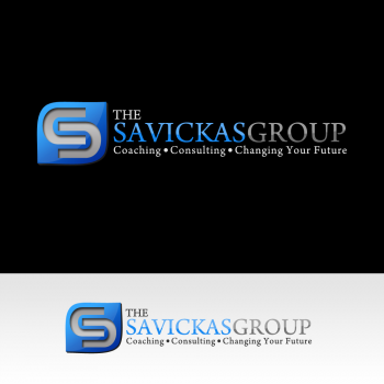 New logo by omARTist for thesavickasgroup