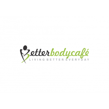 New logo by onepro for betterbodycafe