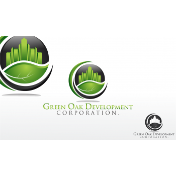 New logo by cawet for greenoakdevelopmen1