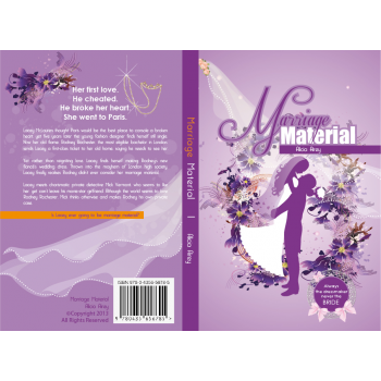 cover page design for book