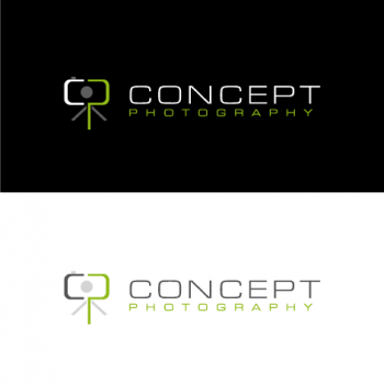 New logo by IM3D for conceptphoto