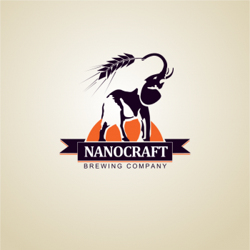 New logo by jayDesign for NanoCraftBeer