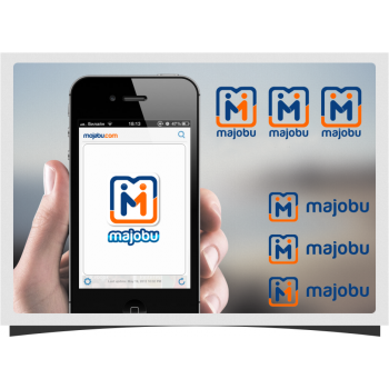 New logo by Ngepet_art for majobu