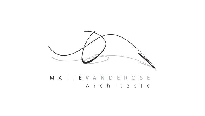 Logo Design U0026 Branding For Architect Maite Vanderose