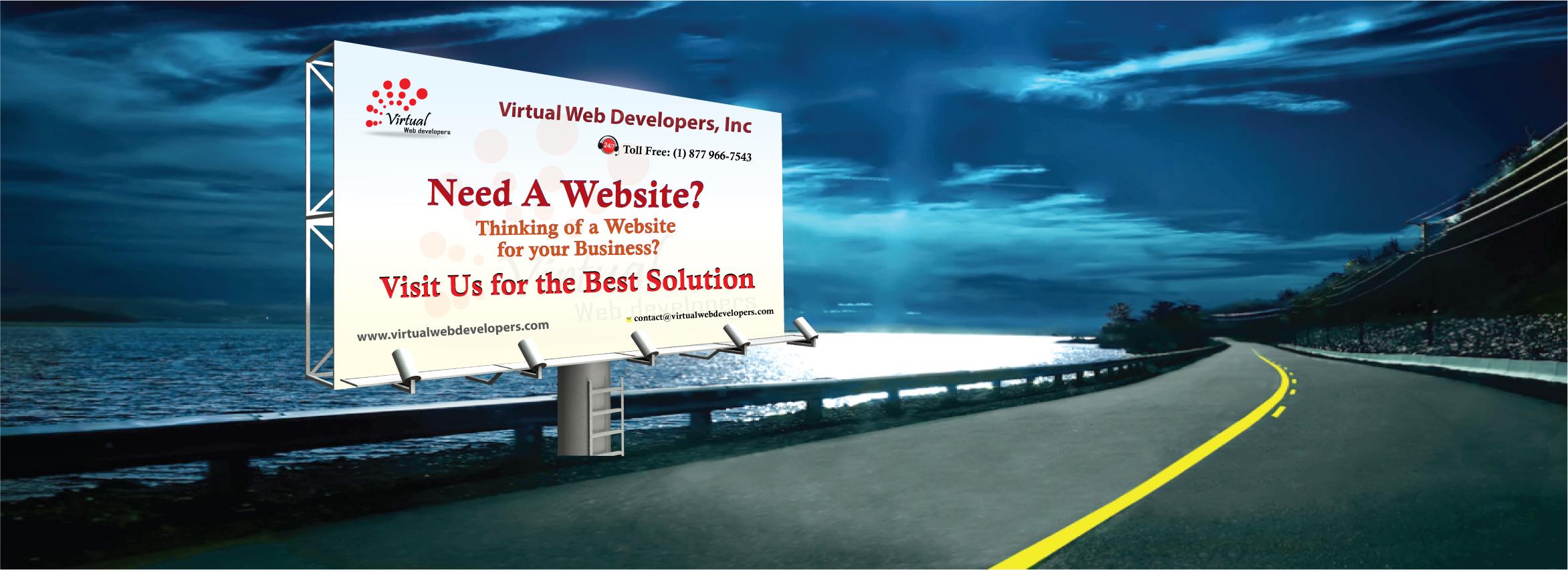 work sample banner design