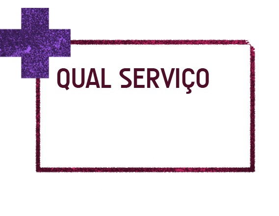 Qual serviço pode me apoiar ou acolher?