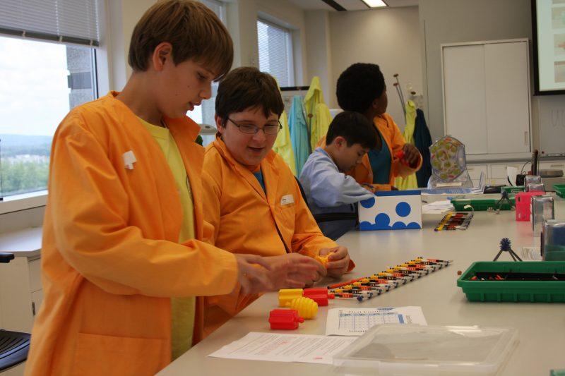 Summer Camps – HudsonAlpha Institute for Biotechnology