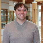 Nick Cochran, PhD, was selected for a genomic medicine research training program funded by the National Institutes of Health.