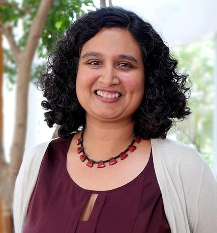 Kankshita Swaminathan, PhD