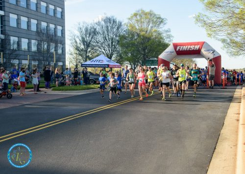 HudsonAlpha 5K to benefit childhood genetic disorders research