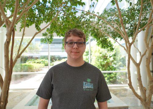 Meet BioTrain intern Alex Moss