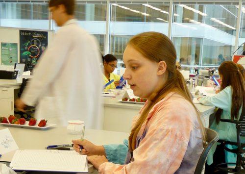 Meet BioTrain intern Sabrina Cline